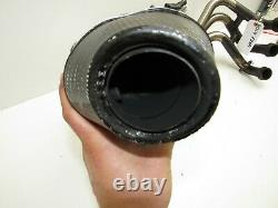 14 15 16 Yamaha Fz09 Fz-09 Fz 09 Exhaust Muffler M4 Carbon Fiber Oem Head Pipe