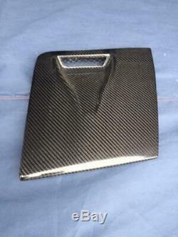 1990-1997 Miata MX5 Mazda Carbon Fiber Head Lamp Light Vented Lid Cover L&R