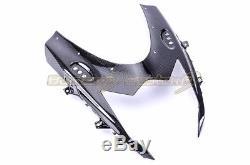 2011-2018 Suzuki GSX-R 600 750 Carbon Fiber Front Nose Fairing Head Cowl GSXR