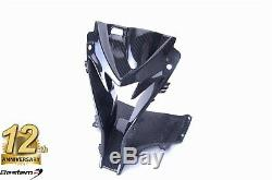 2015-2018 BMW S1000RR Carbon Fiber Head Nose Cowl Fairing Air Intake Cover Panel