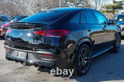 2021 Mercedes-Benz GLE GLE 63 S AMG Coupe must see Black+Tartufo+Carbon