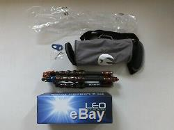 3 Legged Thing Leo Equinox Pro Carbon Fiber Tripod Ball Head Detachable Monopod