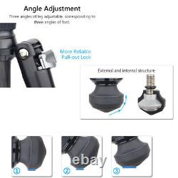 ARTCISE AS70C Carbon Fiber Tripod & Low Profile Ball Head Tube Center Column