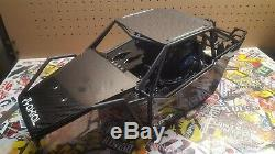 Axial Yeti XL body cage, carbon fiber panels, star wars death trooper heads + more