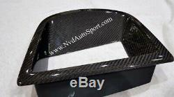 BMW F10, F10 M5 Carbon fiber HUD cover (Head Up Display cover)