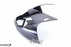 BMW K1200S K1200 S 100% Carbon Fiber Head Cowl Front Nose Fairing