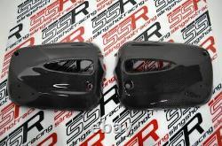 BMW R1100S/R/GS R1150R/GS Twill Weave Carbon Fiber Cylinder Head Valve Cover Set