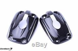 BMW R1150R 100% Carbon Fiber Cylinder Valve Head Covers Fairing