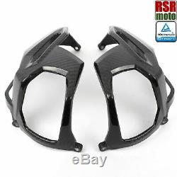 BMW R Nine T R9T 100% Carbon Fibre Engine Cylinder Head Covers