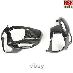 BMW R Nine T R9T 100% Carbon Fibre Engine Cylinder Head Covers, 2014-2020