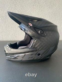 Bell Full 9 Carbon MTB Downhill Helmet Large