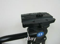 Benro C373TBV8H Carbon Fiber Tripod Kit with BV8H Head (75mm) Max Load 55 lb