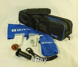 Benro FTA29C Travel Angel Carbon Fiber Tripod with V1E Ball Head