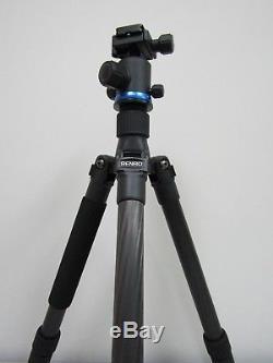 Benro FVY28CIB1 Velocity Series 2 Carbon Fiber Tripod with IB1 Ball Head