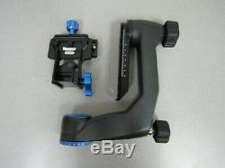 Benro GH5C Carbon Fiber Gimbal Head with PL100LW Plate