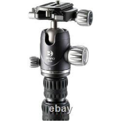 Benro Rhino 05C Carbon Fibre Travel Tripod + VX20 Ball & Socket Head FRHN05CVX20