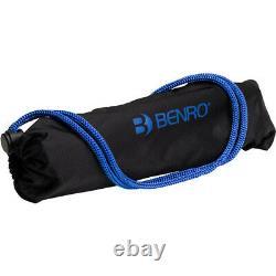 Benro Slim Carbon Fibre Small Travel Tripod Kit with Ball Head #FSL09CN00 (UK)