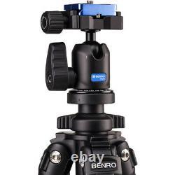 Benro TSL08CN00 Slim Carbon-Fiber Tripod with Ball Head Max Load 8.8 lb / 4 kg