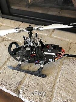 Blade 250 CFX BNF Basic + Microheli Upgrades, Aluminum Head Components BLH4480