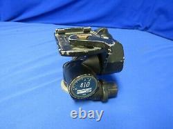 Bogan Manfrotto 410 3 Way Geared Pan & Tilt Tripod Head No QR Plates