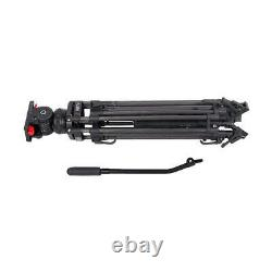 Came-TV CAME-15T Pro Carbon Tripod and Head for RED EPIC Cage DSLR Rigs