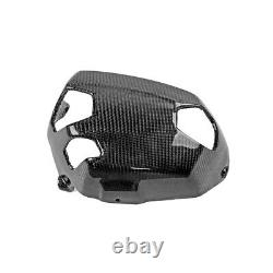 Carbon Fiber Cylinder Head Guards Protector Cover For BMW R NINE T 9t 2014-2017