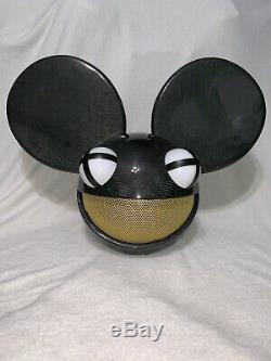 Carbon Fiber Deadmau5 Head Handmade/Fanmade