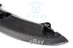 Carbon Fiber Front Head Lip Spoiler for Volkswagen Golf 6 MK6 GTI Only 2010-2015