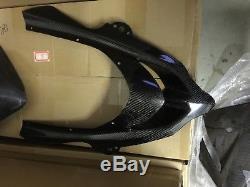 Carbon Fiber Head Ram Air Fairing For Kawasaki ZX10R 2004-2005