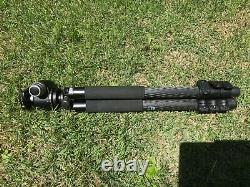 Carbon Fiber Tripod with Really Right Stuff BH-55 Ball Head withbubble level