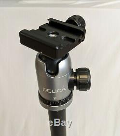 Dolica CX700B505 D/S 70 Carbon Fiber Tripod-B505 Super Premium Ball Head