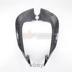 Ducati Multistrada 950 1260 2017-2019 Front Head Air Duct Fairing Cover Carbon