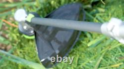 EGO ST1521S 15 Foldable Battery Operated String Trimmer, 2.5AH Battery Included