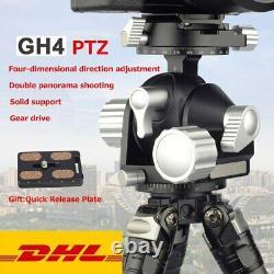 FOTOBETTER GH4 tripod gear head panoramic head for Sony Canon DSLR arca swiss