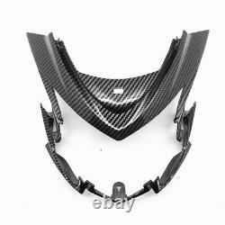 For SUZUKI GSX-S 750 750Z 2018-2020 Front Head Light Fairing Cover Carbon Fiber