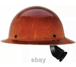 Full Brim Skullgard Hard Hat Carbon Fiber NEW Construction Head Helmet