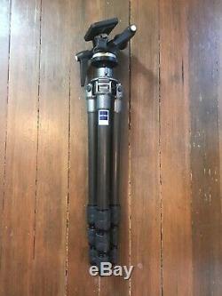 GITZO G1228 MK2 Carbon Fiber Tripod with Bogen Manfrotto 3028 Head