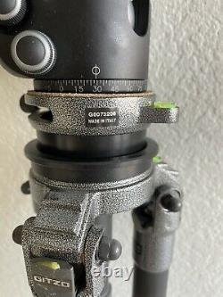 GITZO G1325 mk2 Carbon Fiber Tripod w Really Right Stuff Bh55 Ball Head