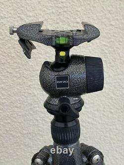 Gitzo Carbon Fiber Tripod with Gitzo Ball Head