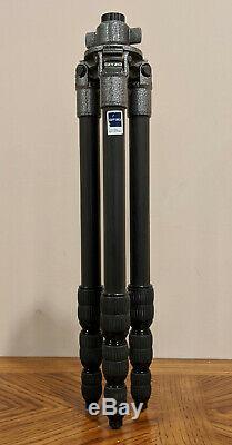 Gitzo G1128MK2 Carbon Fiber Tripod Bogen 3265 Pistol Grip Wimberly Head