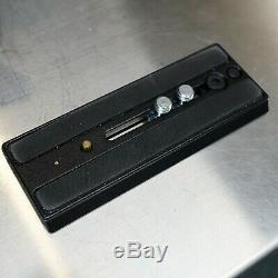 Gitzo G415 Tripod With Daiwa CSI-ENG 20 Fluid Video Head Cam & Varizoom Control