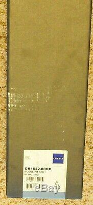 Gitzo GK1542-80QD Mountaineer Kit (Series 1, 4-Section with Ball Head QD) Unused
