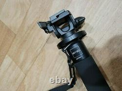 Gitzo GM5561T Monopod with Head Piece (Ready to Use on most camera)