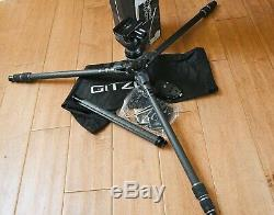 Gitzo GT0532 Mountaineer Series 0 Carbon Fiber Tripod 1780 Ball Head Wimberley