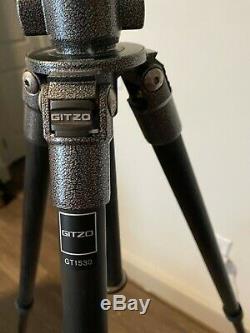 Gitzo GT1530 Tripod with G2180 Fluid Head