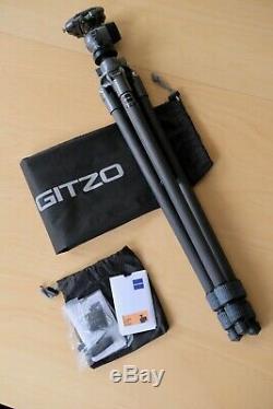 Gitzo GT1531 6X Carbon Fiber Tripod /W HEAD- Excellent condition