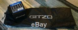 Gitzo GT1541T Carbon Fiber Traveler Tripod + Leofoto NB-34 Panoramic Ball Head