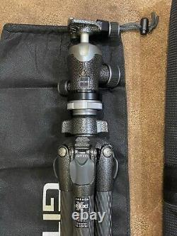 Gitzo GT1542 Mountaineer Series 1, 4 Section Carbon Tripod + GH1382QD Ball Head