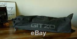 Gitzo GT1545T QD Series 1 Traveler Carbon Fiber Tripod & GH1382TQD Ball Head
