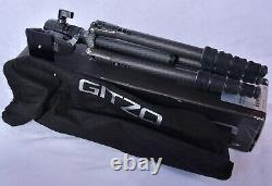 Gitzo GT1555TUS Ser 1 Carbon Fiber TRAVEL tripod w GH1780TQD Arca / RRS Head